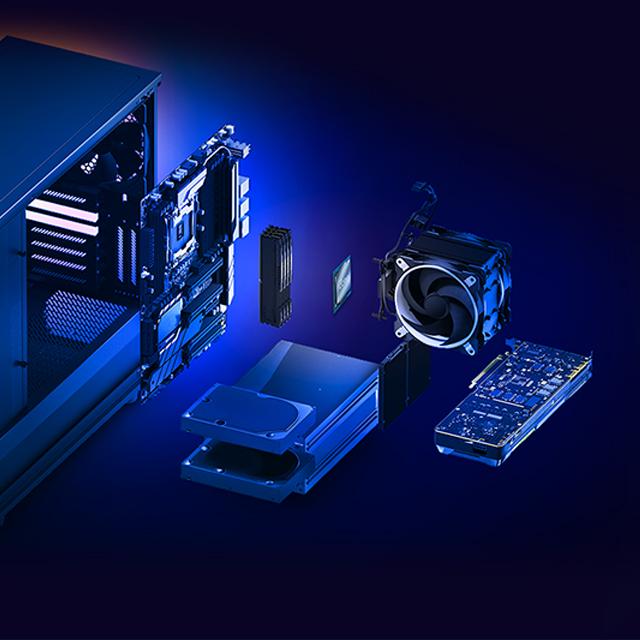 Intel Antonline Components