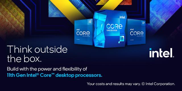Intel Antonline Thinkoutside Home