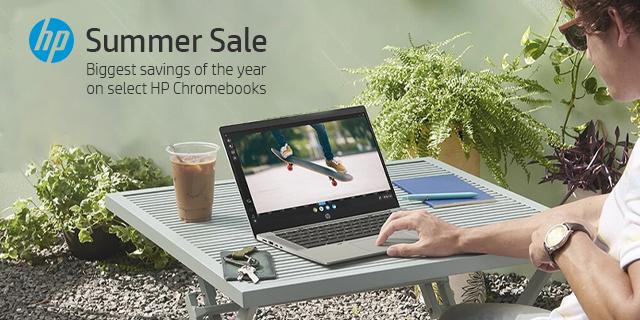 Laptops BA Chromebooks Summer