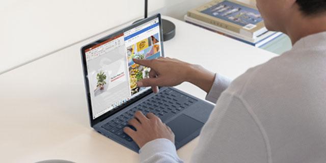 Microsoft Announces Surface Laptop4 5.3.21 Banner