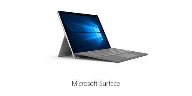 Microsoft Generic Landing Page Icons Set2surface Tile