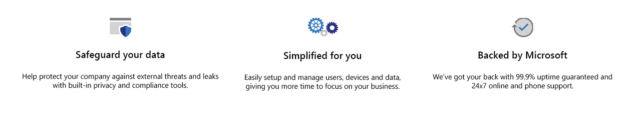 Microsoft Microsoft Landing Page Products4 Icons2
