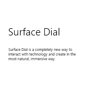 Microsoft Surf Acc 2018store DialW