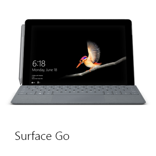 Microsoft Surf Go 2018store