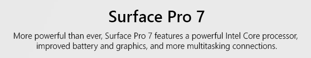 Microsoft Surface Header Landing Page  Tile 01