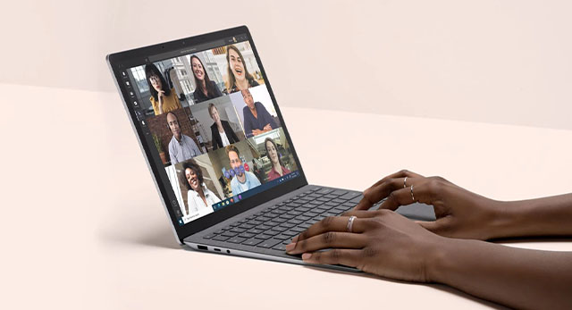 Microsoft Surface Laptop4 Launchday 04.14.2021video