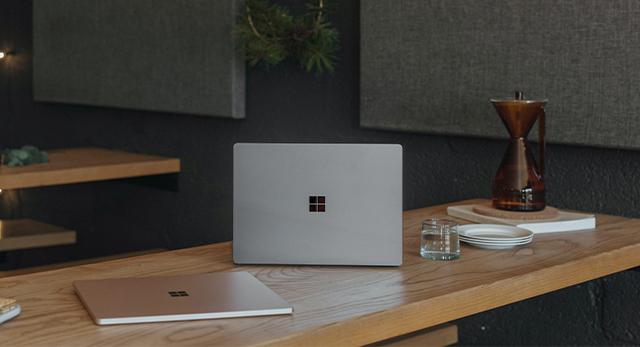Microsoft Surface Laptop4 Save150 10.08.2021table