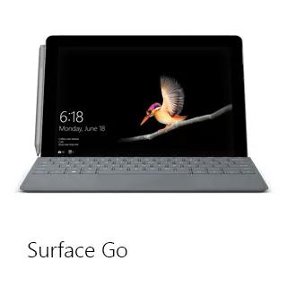 Microsoft Surface Navigation Tiles Landing Pages   Tile 03