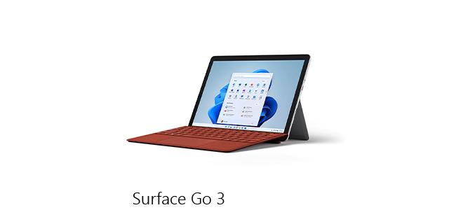 Microsoft Surface Navigation Tiles Landing Pages   Tile 17