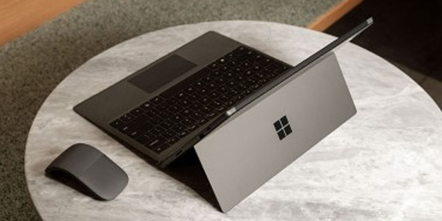 Microsoft Surface Pro7 Surface Landing Page  Tile 01