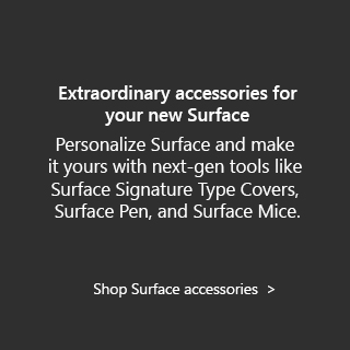 Microsoft Surface Family Accessories Block Landing Page   Tile 04