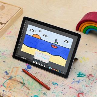 Microsoft Surface Go2 Bundle02  Coloring