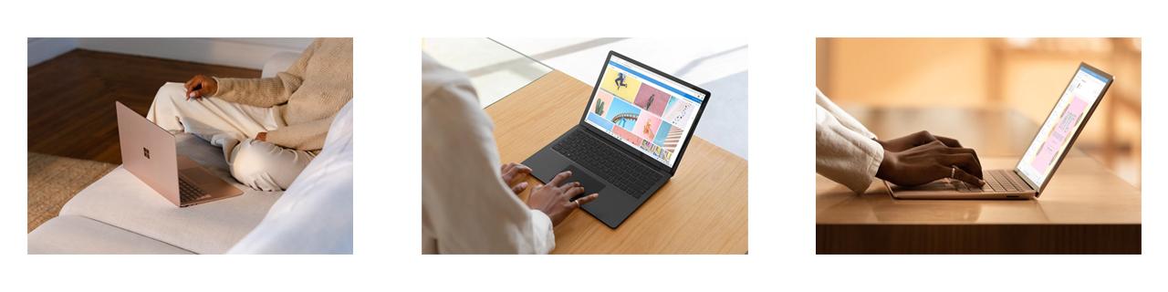 Microsoft Surface Laptop3 General Landing Page   Tile 04