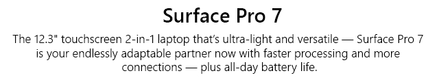 Microsoft Surface Store Revamp   Tile 01