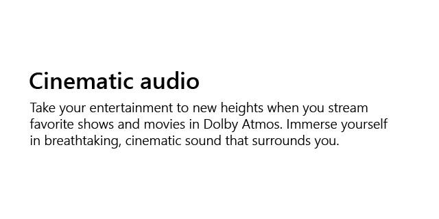 Microsoft Surface Store Revamp   Tile Audio