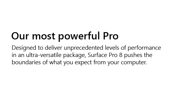 Microsoft Surface Store Revamp  Pro8 Tile3