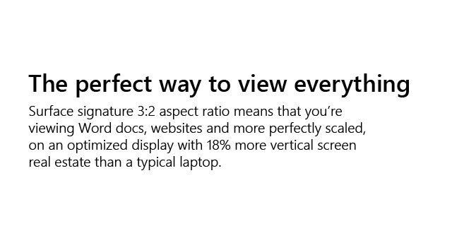 Microsoft Surface Store Revamp  Prox Tile3