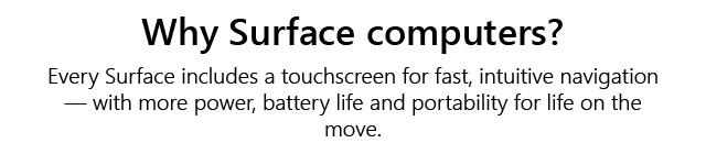 Microsoft Surface Store Revamp2 Surface Desc1 1col