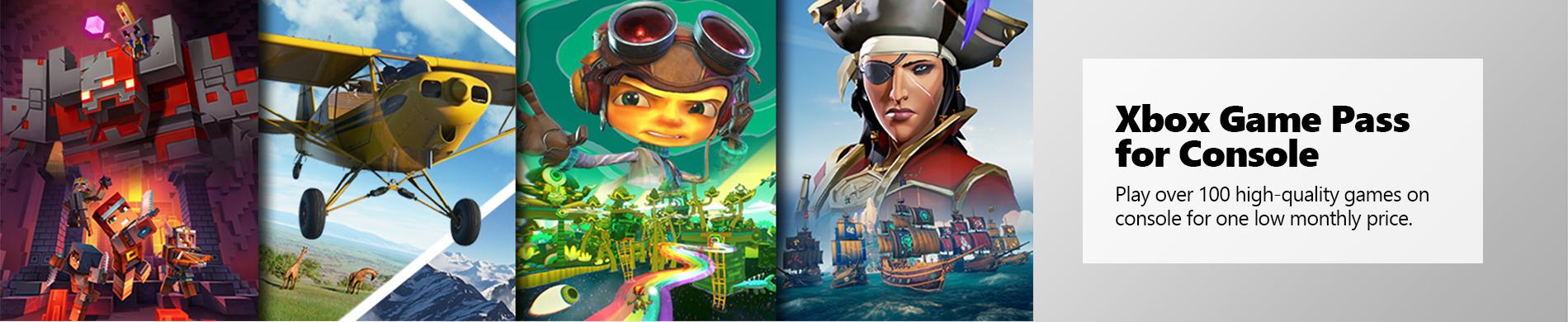 Microsoft Xbox GamepassLP Update 08.16.XGP