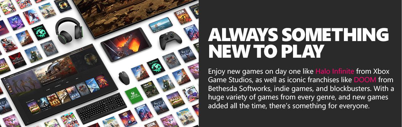 Microsoft Xbox GamepassLP Update 08.16.2021new