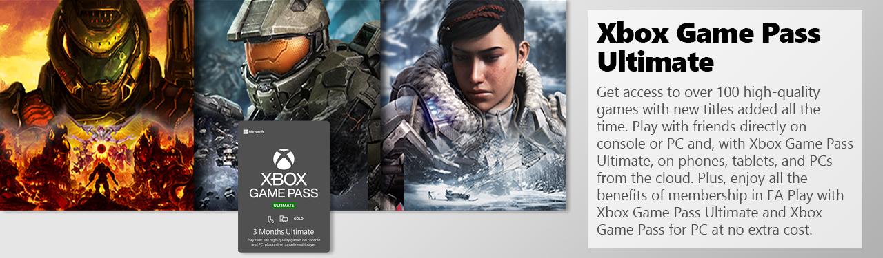 Microsoft Xbox GamepassLP Update 08.16.2021ultimate