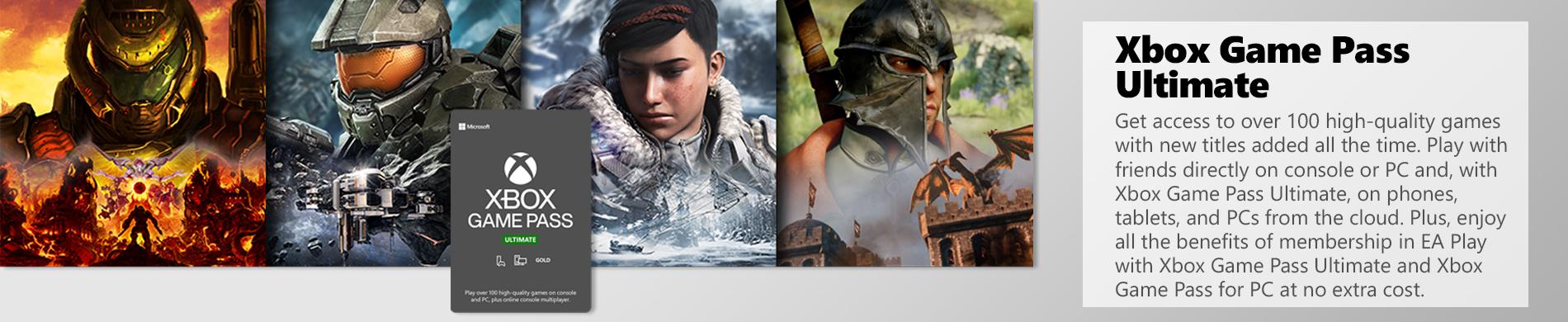 Microsoft Xbox GamepassLP Update 08.16.ultimate
