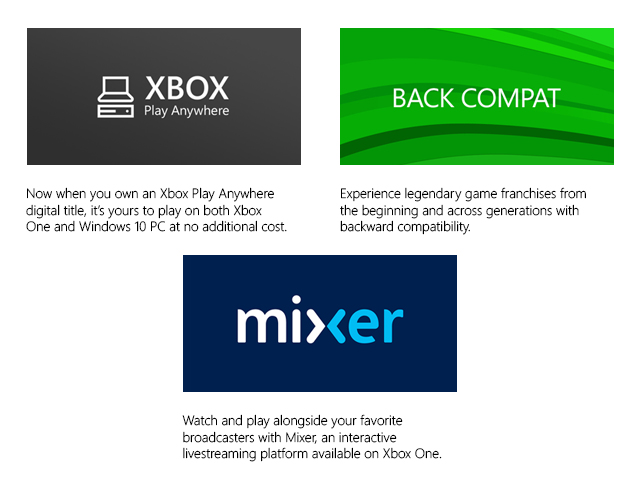 Microsoft Xbox One S Landing Page Edits   Tile 08