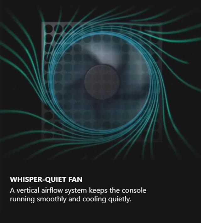 Microsoft Xbox Series X Informational  Chip3