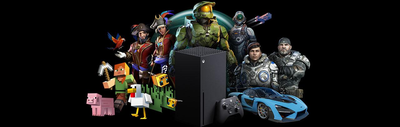 Microsoft Xbox Series X Informational  Gp