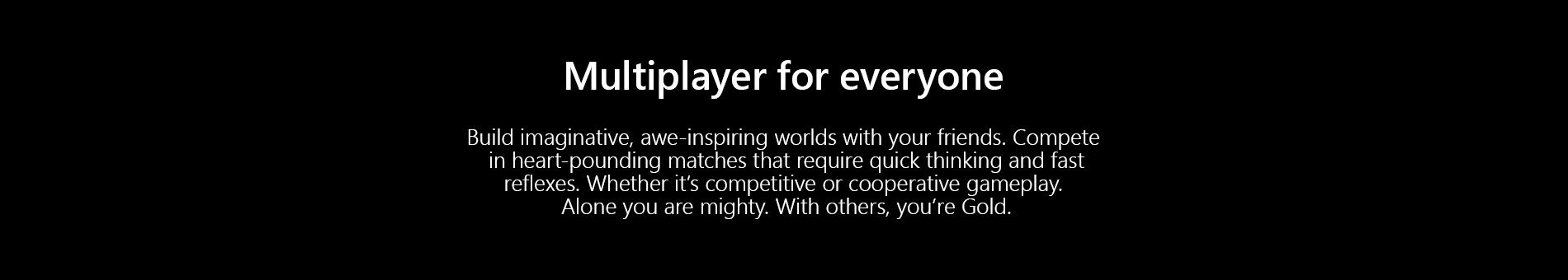 Microsoft Xbox One Games Landing Page Edits  Tile 11
