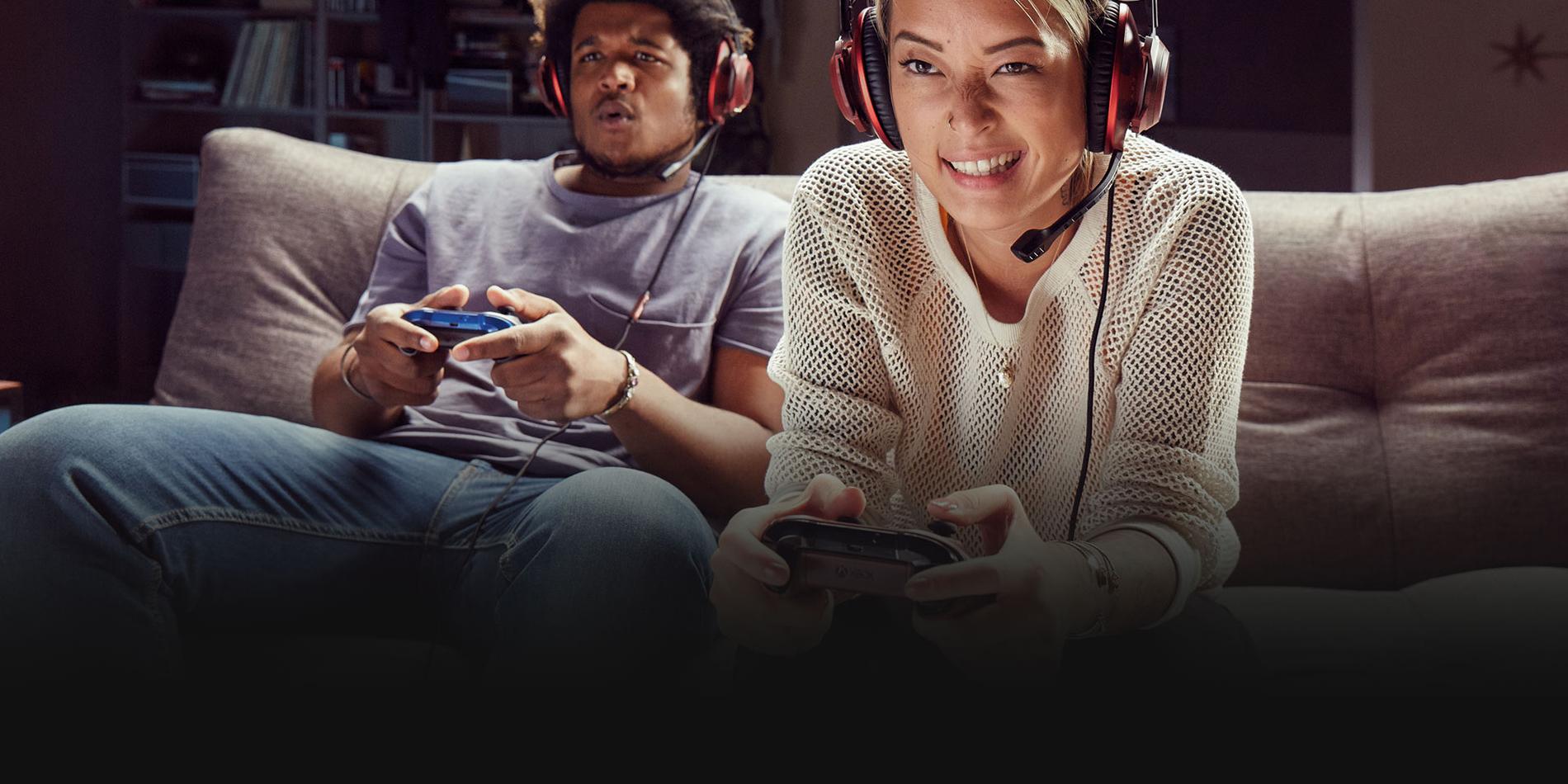 Microsoft Xbox One Games Landing Page Edits  Tile 12