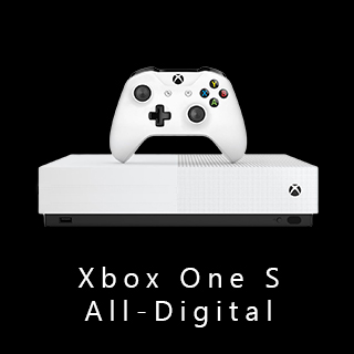 Microsoft Xbox One General Nav Buttons   Tile 03