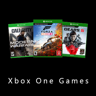 Microsoft Xbox One General Nav Buttons   Tile 04