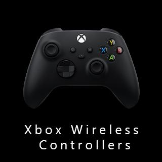 Microsoft Xbox One General Nav Buttons   Tile 20 Black