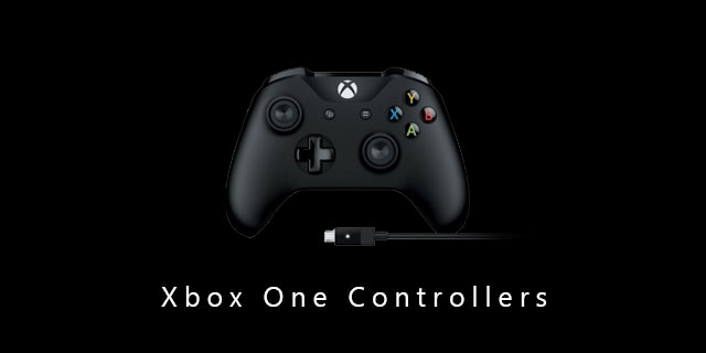 Microsoft Xbox One General Nav Buttons   Tile 21