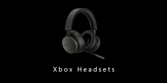 Microsoft Xbox One General Nav Buttons   Tile Headset Black