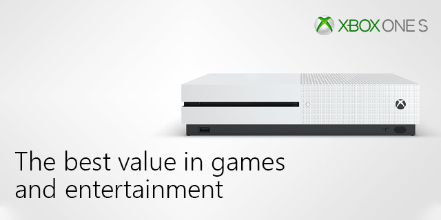 Microsoft Xbox One S Save50  Tile 01