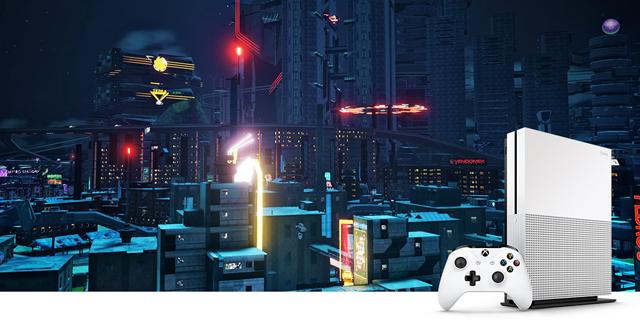 Microsoft Xboxs 2018store HDRimage