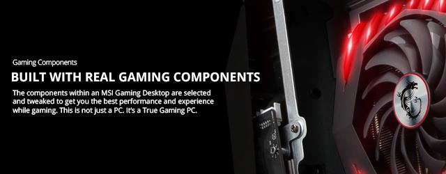 Msi Desktops Gaming Tile7