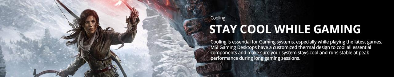 Msi Desktops Gaming Tile8