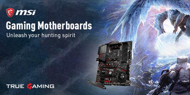 Msi Gaming Motherboards General   Banner 01