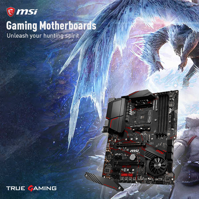 Msi Gaming Motherboards General   Banner 01
