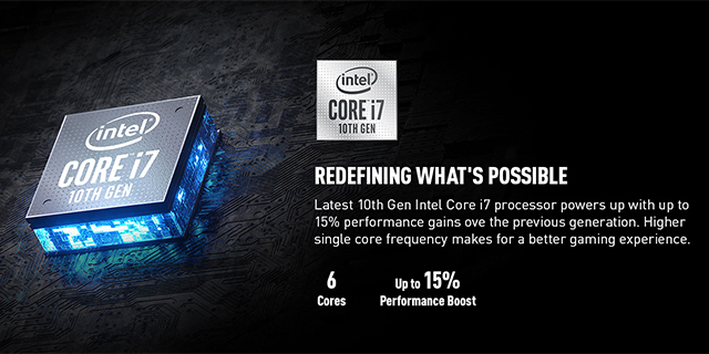 Msi Gaming Notebooks 10th Gen Campaign Landing Page   Tile 06