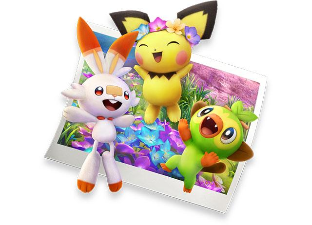 Nintendo Newpokemonsnap Launch 04.30.2021photo