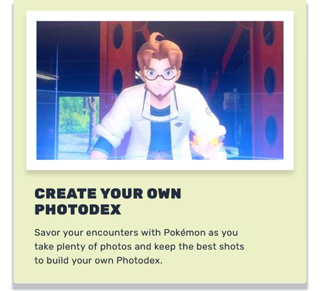 Nintendo Newpokemonsnap Launch 04.30.2021photodex