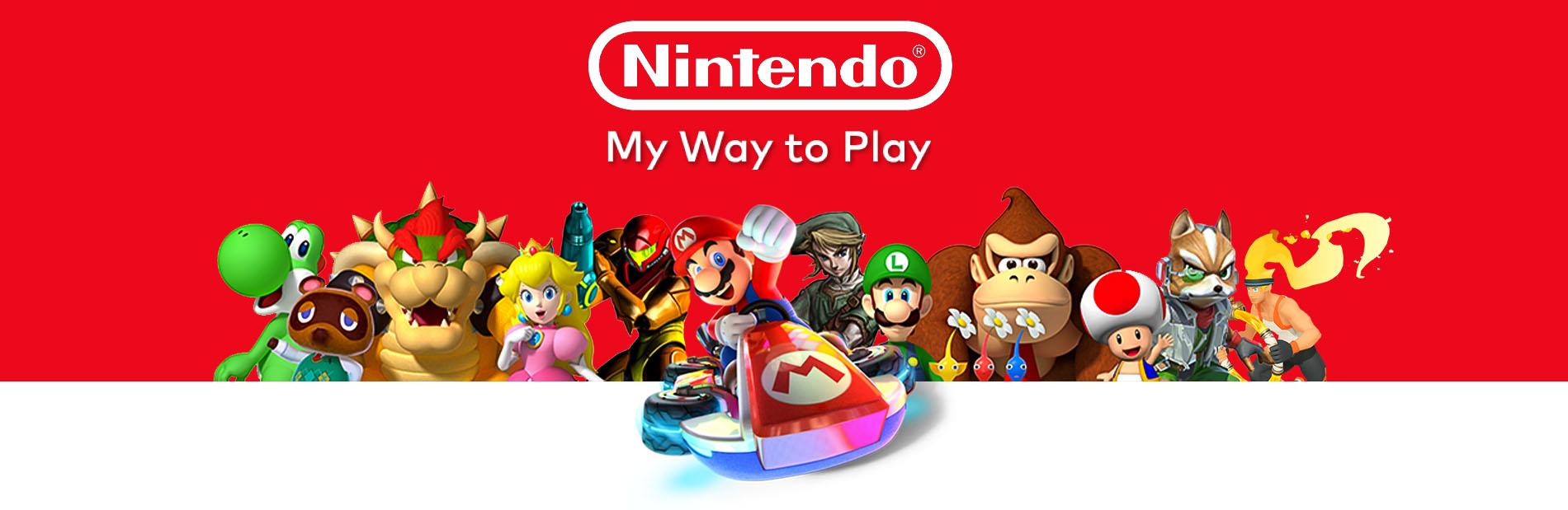 Nintendo Refresh Banner 2