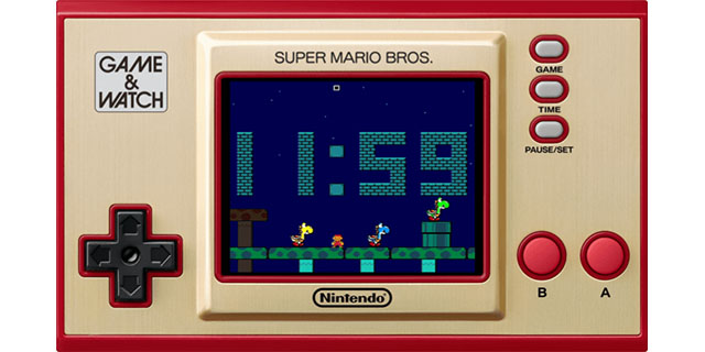 Nintendo Refresh  Clock