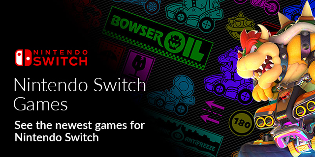 Nintendo Switch Games General  Banner 01