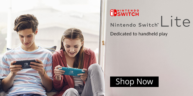 Nintendo Switch Lite General  Feature 01