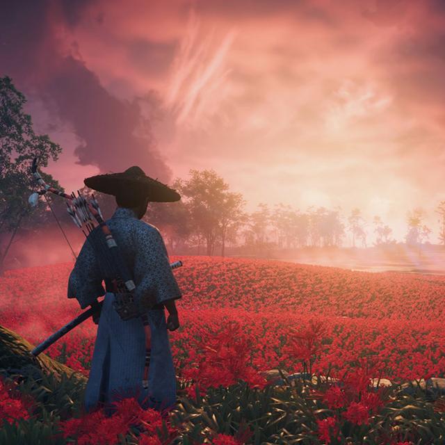 Sony Ghostoftsushima Directorscut 08.10.20211
